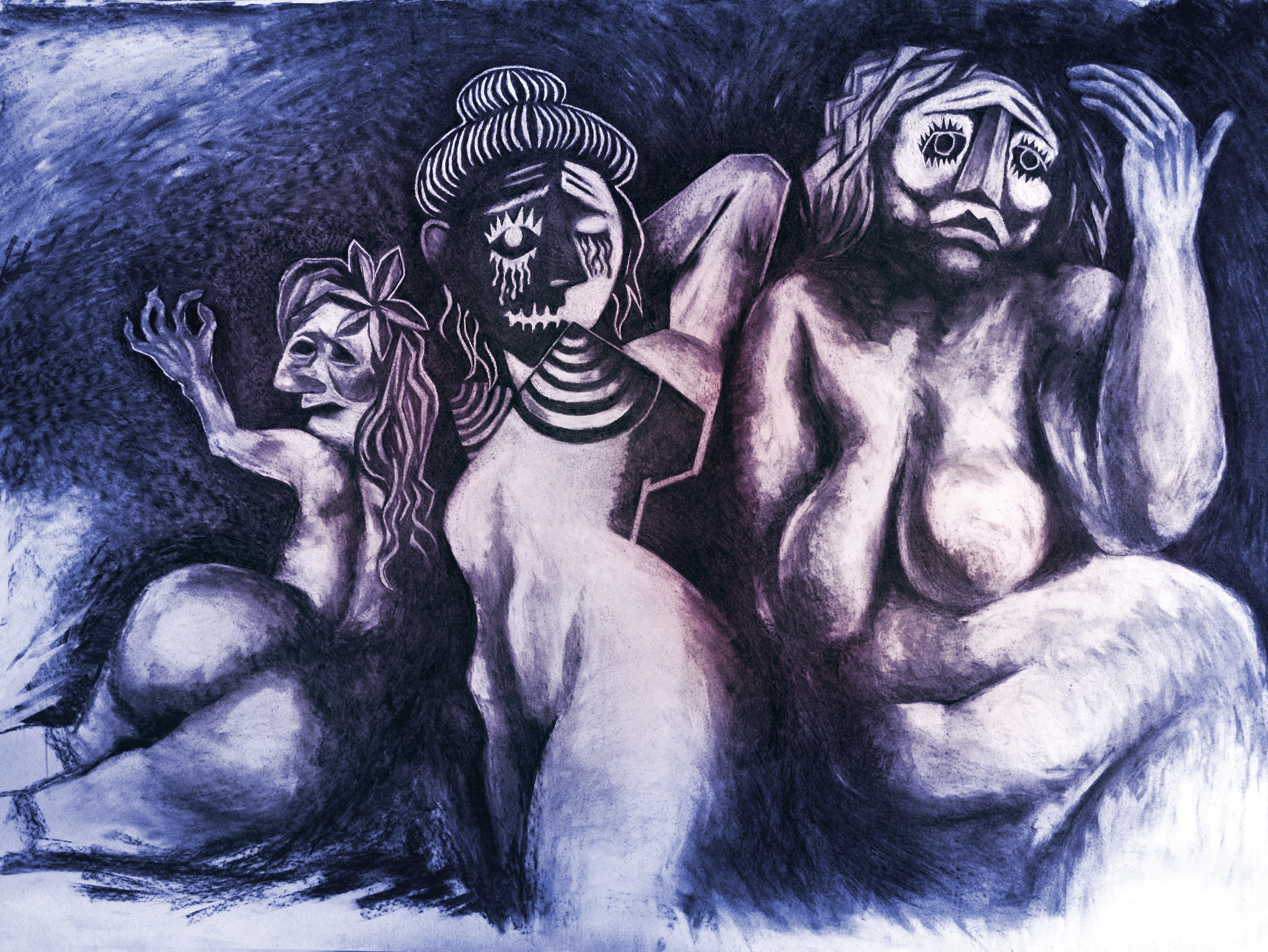 Drie vrouwen (2017)