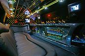 suv stretch passenger seats