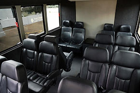 luxury leather seats