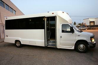 18 passenger shuttle bus