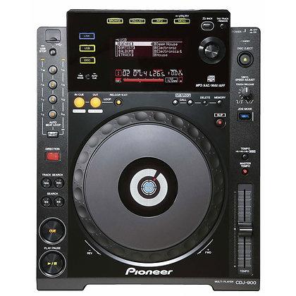 Pioneer CDJ 2000's