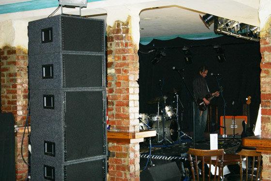 Large Band Rig