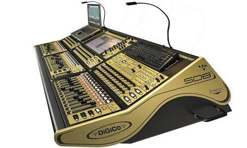 Digico SD8 Audio Console