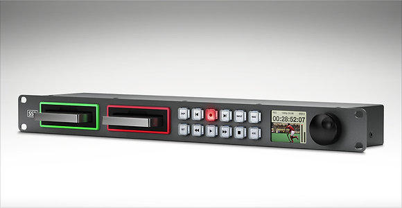 BMD Hyperdeck SSD Player/Recorder
