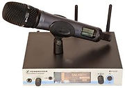 Audio Equipment Rental and Production Sennheiser radio Microphones