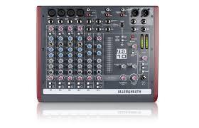 A&H Zed 10 Mixer