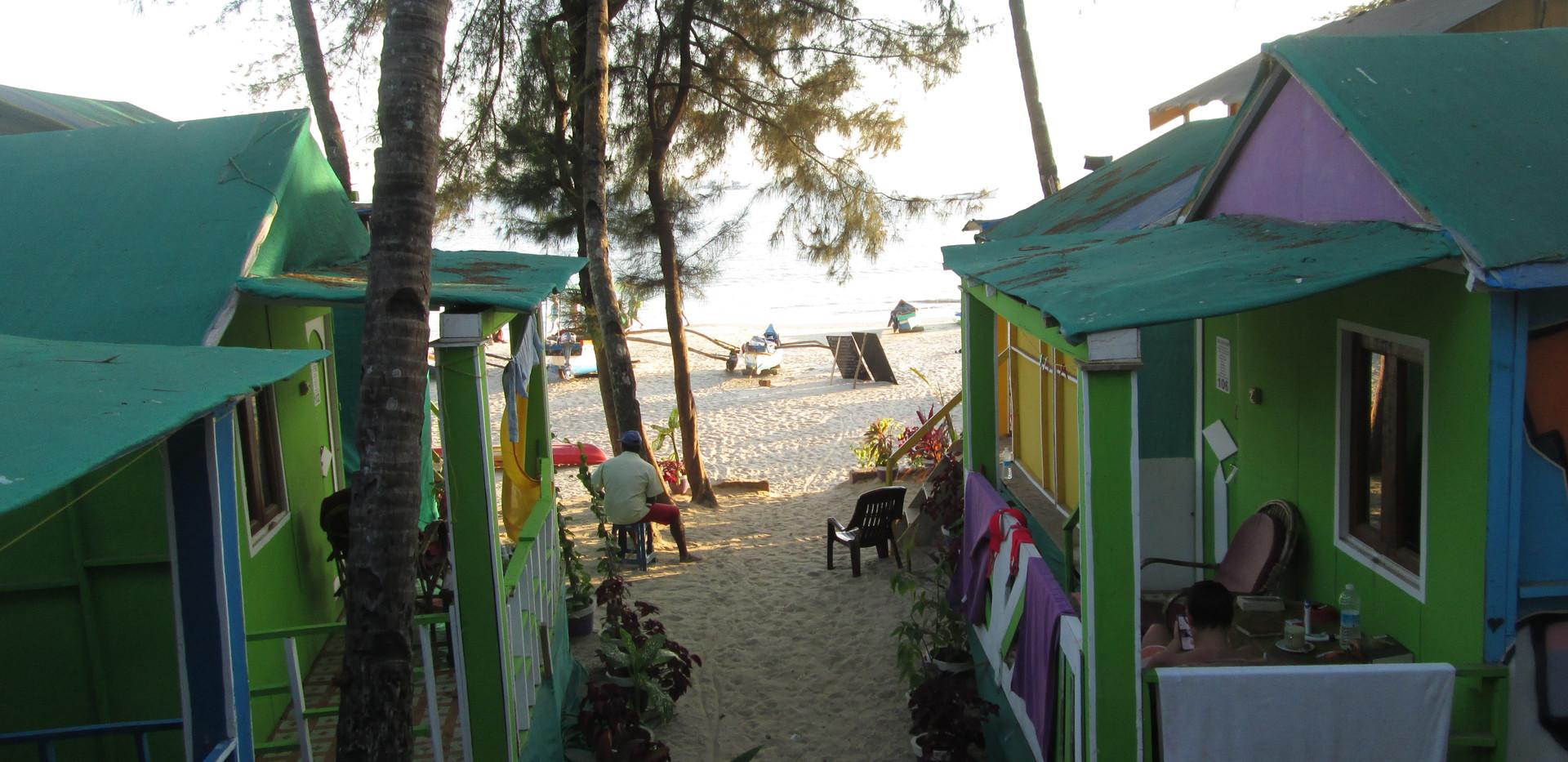 Indkvartering Goa