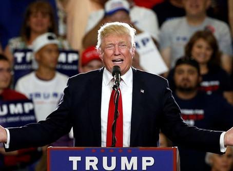 En Forudsigelse: Donald Trump, genvalg og USA om 10 år.