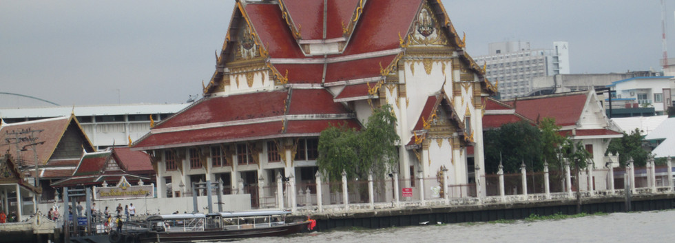 Bangkok tempel.