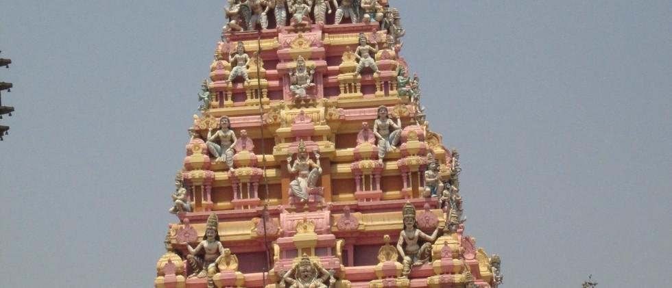 Tempel Ashram