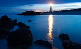En forudsigelse: Verdens fyrtårn...