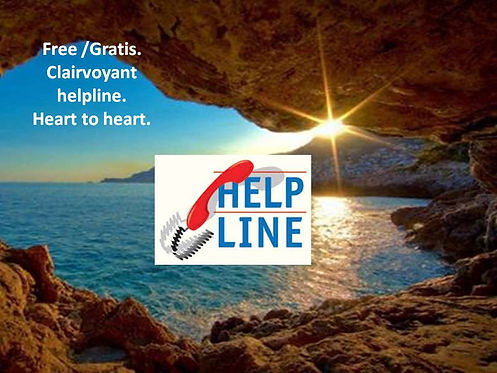 Free/gratis clairvoyant helpline -