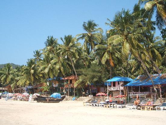 Indien Goa Palolem