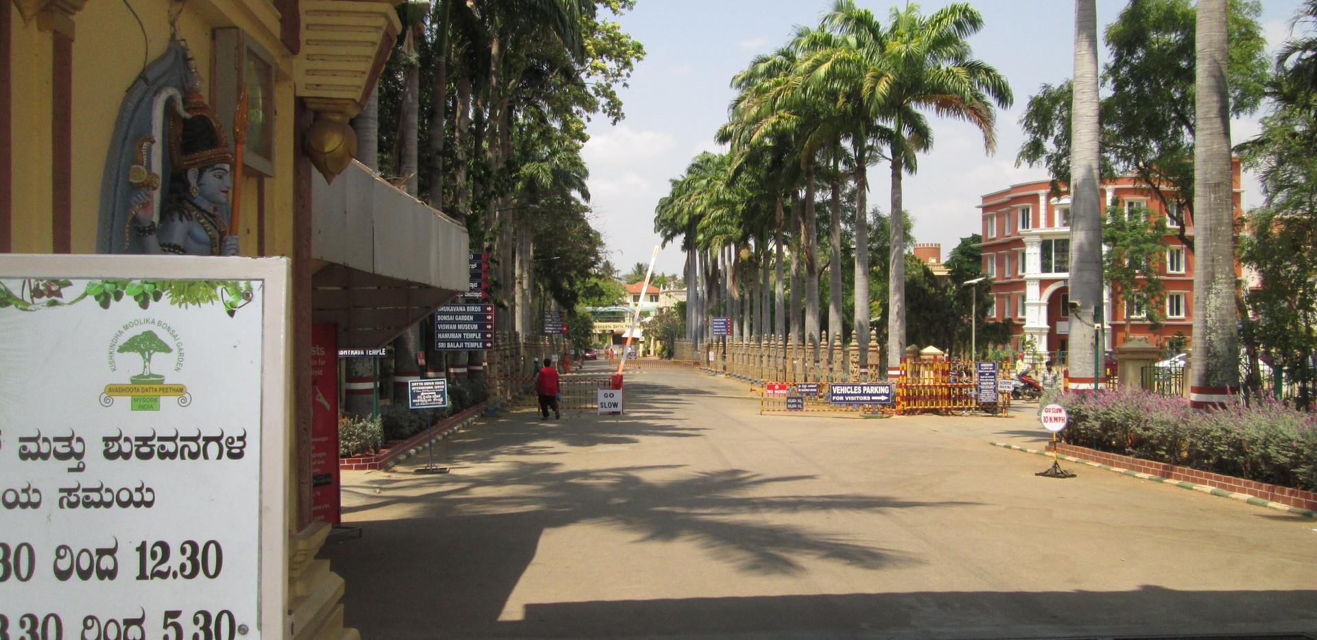 Ashram Mysore