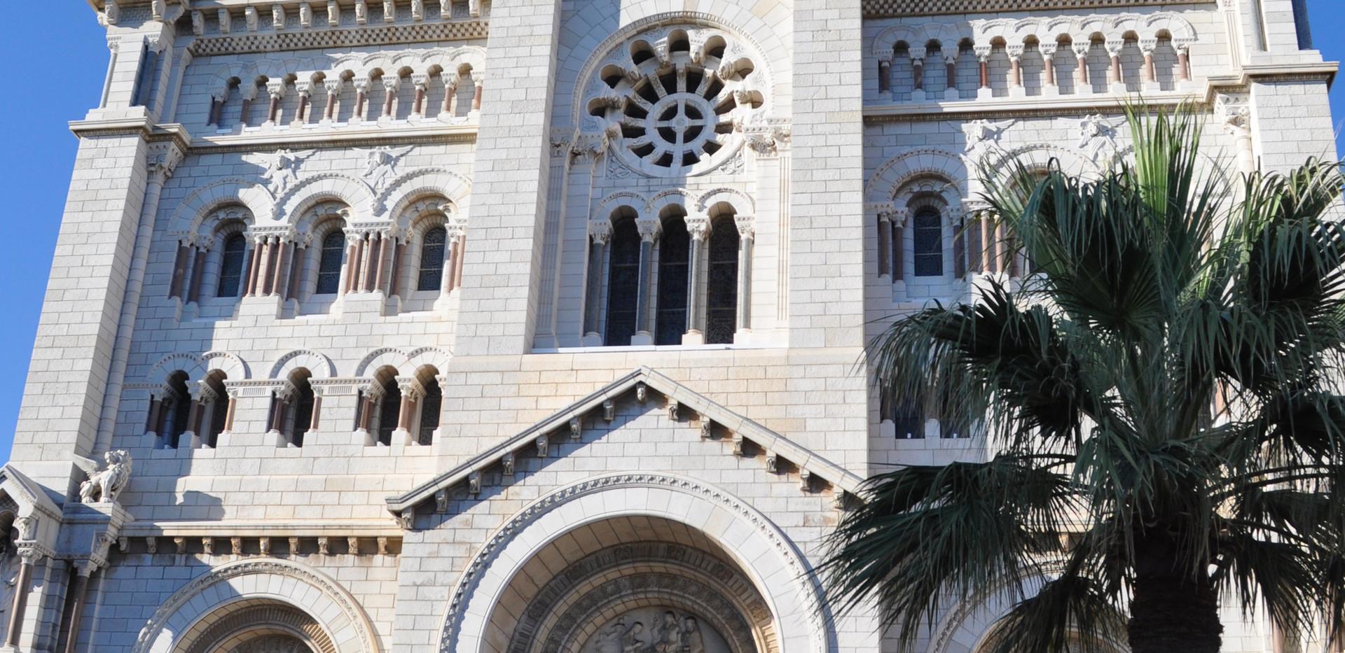 Monacos domkirke.