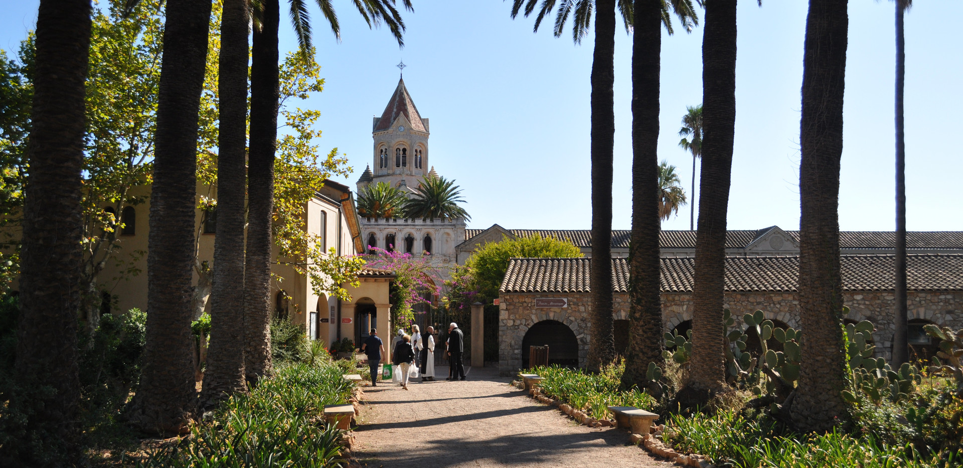 Klostret Saint Honorat