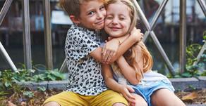 Søster og bror, sanselig eller åndelig udvikling?