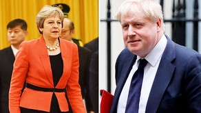 En forudsigelse: Brexit, Theresa May, Boris Johnson og fremtiden.