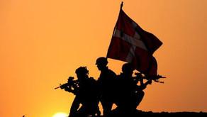 En forudsigelse: Verden og Danmark skal i krig.