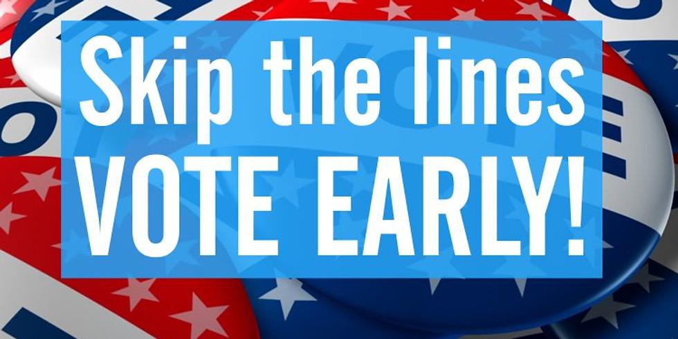 ProgressNEO Early Voting Event