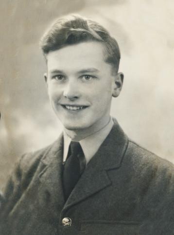 Restored Portrait Photo