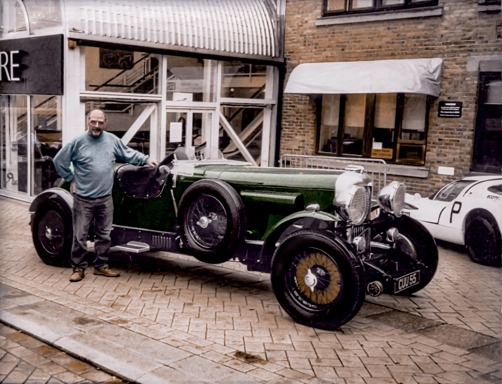 """Yorkshire Photo Restoratoin restored the photo """"much better than I thought thought possible"""", according to the customer"""
