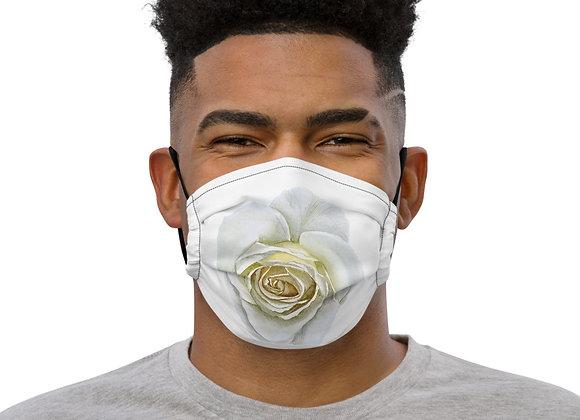 Yorkshire Rose Face Mask