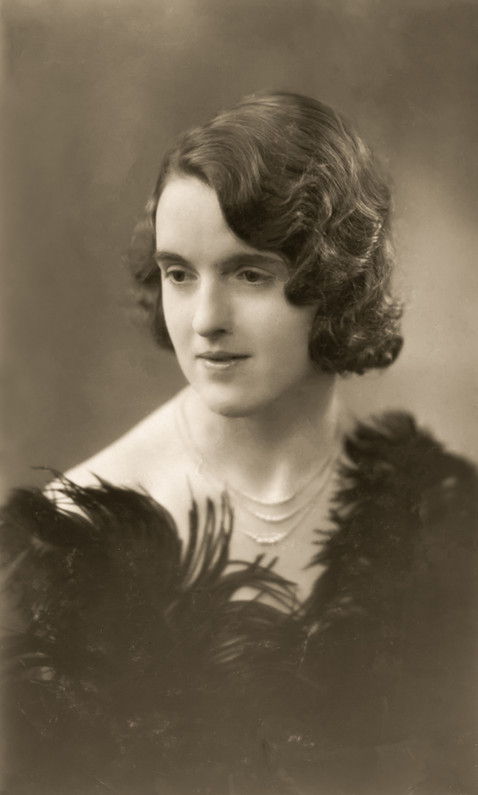 A restored photograph