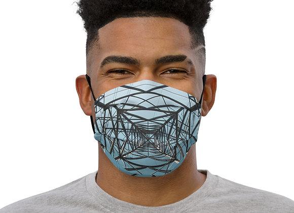 Premium Pylon Face Mask