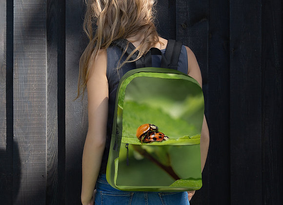 Lady Bird Love Backpack
