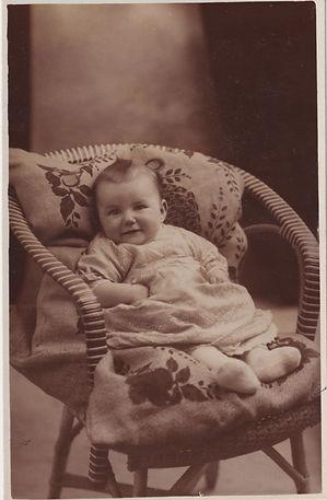 Old Sepia Photo