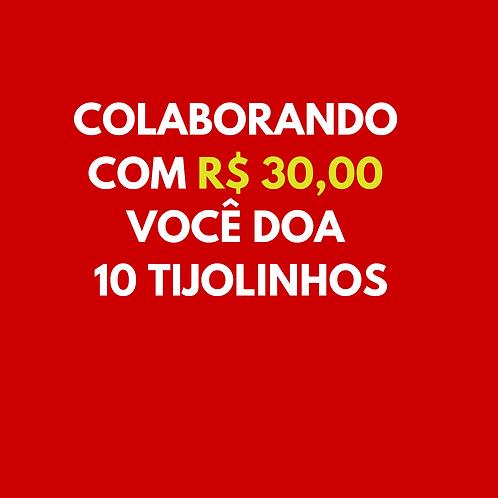 10 Tijolinhos