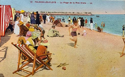 Hotel Le Petit Baigneur Palavas la plage