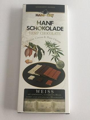 Hanf Schokolade Weiss (100 g)
