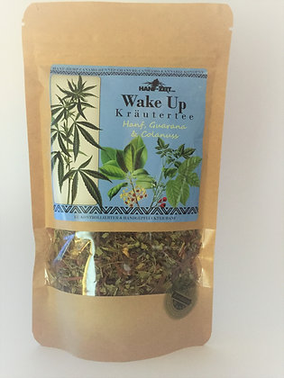 "Kräutertee ""wake up"" (50g)"