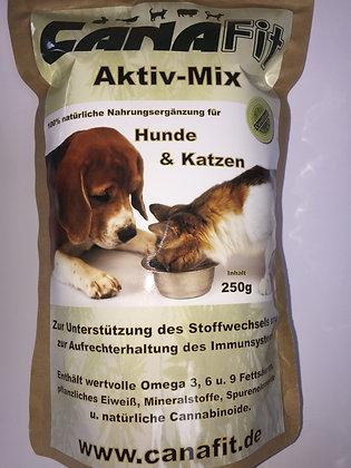 Aktiv-Mix für Hunde & Katzen (250g)
