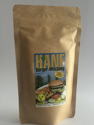 Hanf Burger-Mischung (200g)