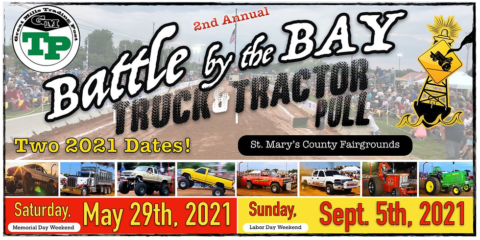 Battle by the Bay Truck and Tractor Pull