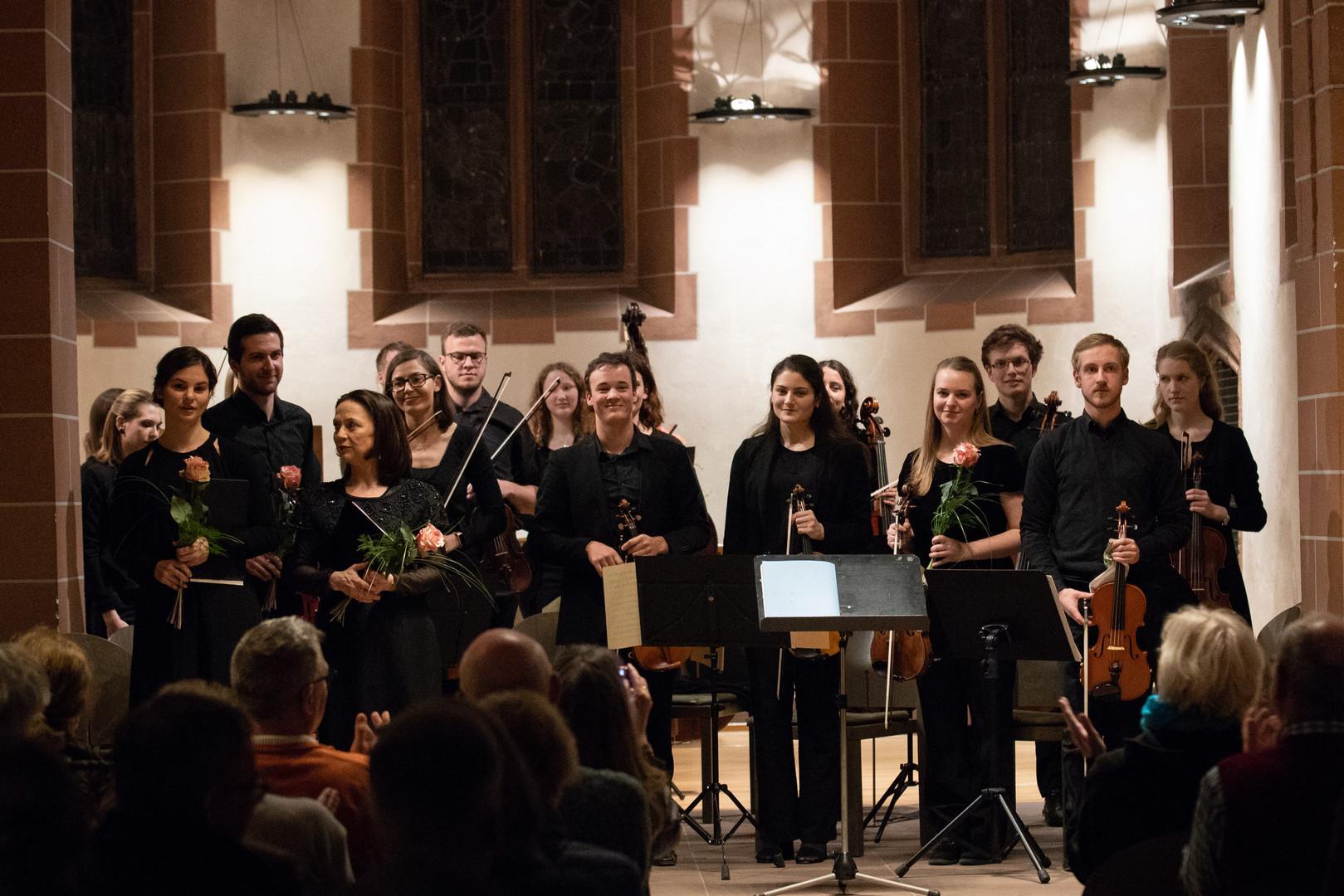 Adagio for Passion Mainhattan Strings