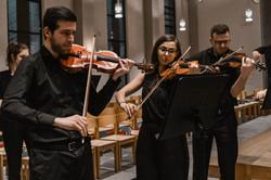Mainhattan Strings Pallottikirche
