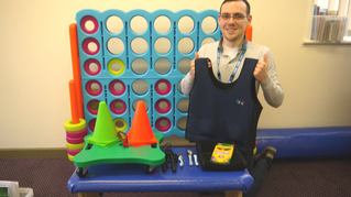 Friends fund Toys and Therapy Aids