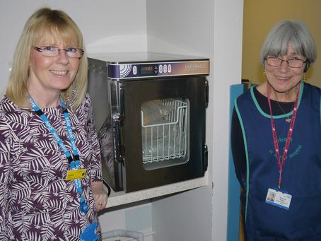 New Fluid Warmer Ready for Emergency Patients
