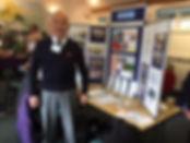 Gerry at Volunteer fair.jpg