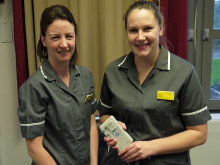 Midwives Now better Able to Listen with Mother - Thanks to the Friends