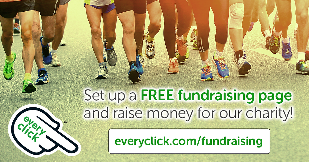 Thinking about taking part in a charity event? Why not set up a free fundraising page today on Everyclick and raise money for our charity! http://www.everyclick.com/friends-of-st-marys-hospital/info. Thanks very much.