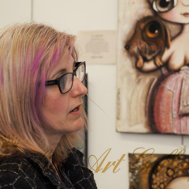 Mostra personale di Margherita Arrighi