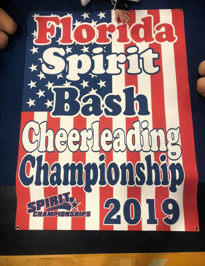 FL Spirit Bash Champs