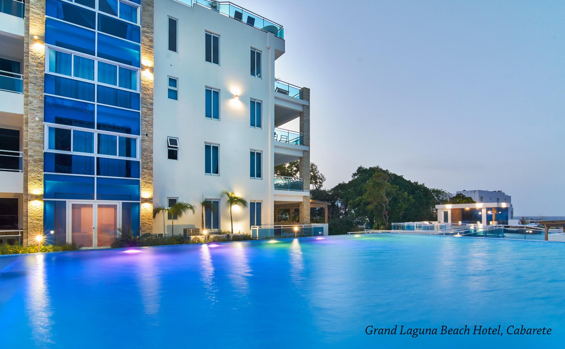 Grand Laguna Beach Hotel, Cabarete, Republica Dominicana.