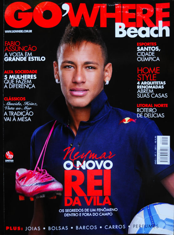 Revista Go Where 2011