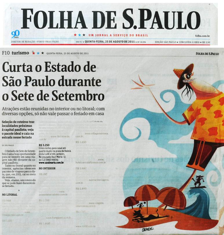Folha de SãoPaulo 2011